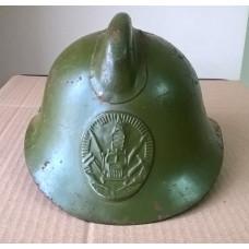 Каска пожарного СССР