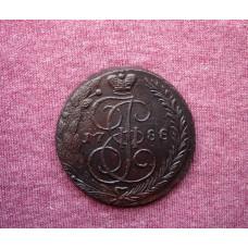 5 копеек 1788 года ем